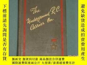 二手書博民逛書店The罕見Underground R.C Carries On【