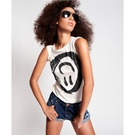 ONETEASPOON SMILEY FITTED TEE 上衣- 女