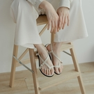 Queen Shop【05030218】質感細帶繞指平底涼鞋 兩色售 36-40*現+預*