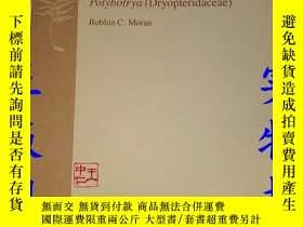二手書博民逛書店Monograph罕見of the Netropical Fern Genus polybotryaY9766