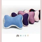 《MIKO》台灣製*彩蝶枕*午睡枕/護腰/送禮/麂皮/趴睡/車用枕/腰枕
