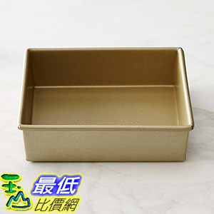[美國直購] Williams-Sonoma Goldtouch Nonstick Square Cake Pans(Select Size:8)烤盤