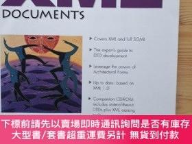 二手書博民逛書店Structuring罕見XML Documents 含光盤Y284058 David Megginson P