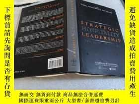 二手書博民逛書店Strategic罕見Hospitality Leadership: The Asian Initiative (