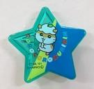 【震撼精品百貨】CorocoroKuririn 可樂鈴天竺鼠~三麗鷗可樂鈴別針-綠星*01601