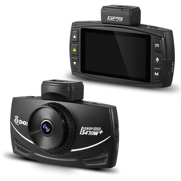 黑熊館 DOD LS 470W Plus LS470W+ 470W+ GPS 行車記錄器 可調式日製CPL偏光鏡