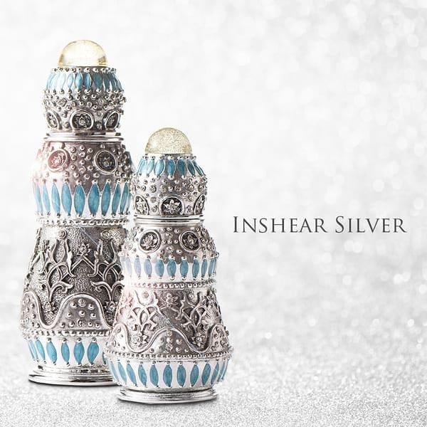 【南紡購物中心】Rasasi拉莎斯 Insherah Silver幸運之子 檸檬與檀香 精油香水15ml / 30ml