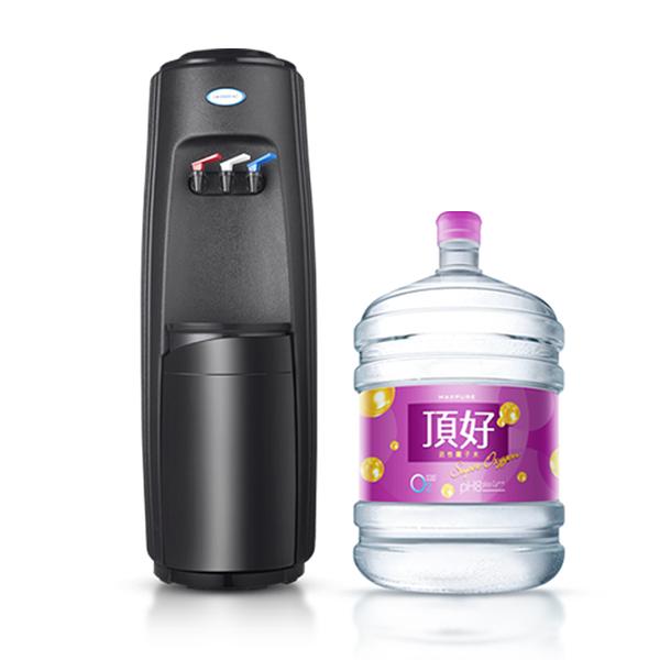 優良桶裝水 買飲水機加碼送水