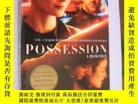 二手書博民逛書店POSSESSION:罕見A ROMANCE (THE BOOK
