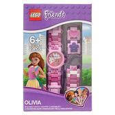 免運費【 樂高積木 LEGO 】兒童手錶 - 姐妹淘 FRIENDS 奧莉薇亞╭★ JOYBUS玩具百貨