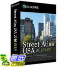 [美國直購 ShopUSA]  DeLorme Street Atlas USA 2010 Plus  $2066