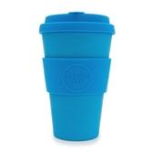環保隨行杯14oz/大海藍【Ecoffee Cup】