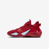 Nike Freak 2 (gs) [CN8574-605] 大童鞋 籃球鞋 運動 透氣 包覆 柔軟 彈力 紅 水藍