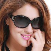 偏光太陽鏡女圓臉新款潮防紫外線大臉顯瘦墨鏡女圓臉顯瘦個性