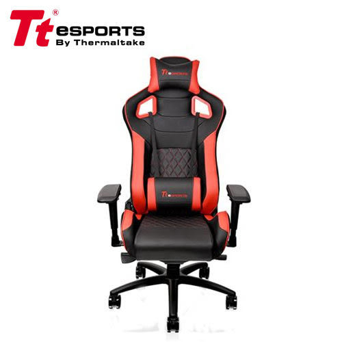 【台中平價鋪】全新 Ttesports 曜越 鬥龍GT FIT 專業電競椅 至尊紅