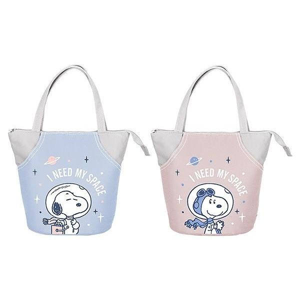 Snoopy 史努比 小星球手提保溫袋(1入) 款式可選【小三美日】