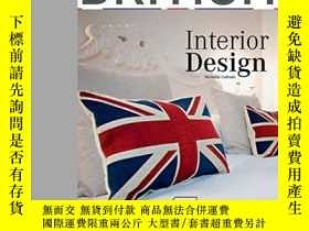 二手書博民逛書店British罕見Interior DesignY368185