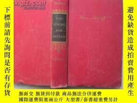 二手書博民逛書店too罕見strong for fantasy太強烈的幻想Y95