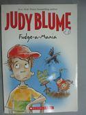 【書寶二手書T7/原文小說_GJH】Fudge-a-Mania_Judy Blume