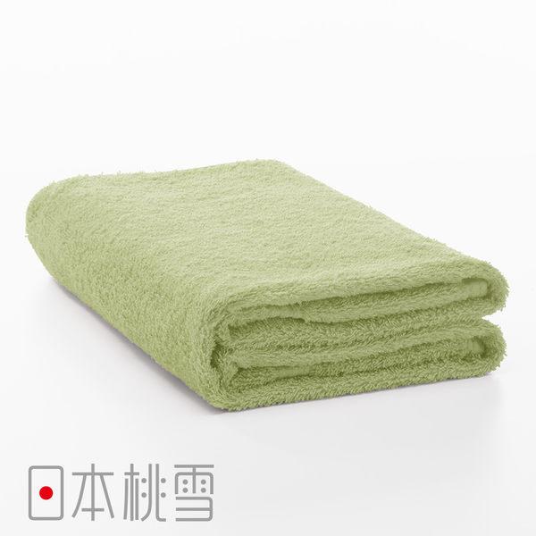 日本桃雪居家浴巾(綠色) 鈴木太太