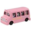 Dream TOMICA SNOOPY 史努比 粉紅巴士TM80451夢幻小汽車