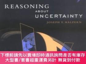 二手書博民逛書店Reasoning罕見About UncertaintyY255174 Halpern, Joseph Y.