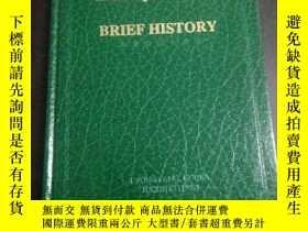 二手書博民逛書店KIM罕見JONG IL BRIEF HISTORYY230057
