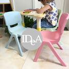 IDEA 兒童靠背椅子 椅子 墊高椅 防滑 幼兒 國小 桌椅 小凳子 寶寶椅子