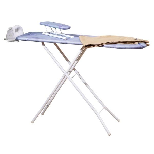 摺疊燙熨衣板 加固大號熨燙衣服架家用電熨斗板架子防熱布燙衣板 台北日光