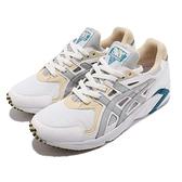 Asics 休閒鞋 Gel-DS Trainer OG 白 灰 米色 亞瑟士 男鞋 復古 慢跑鞋 【ACS】 H704Y101