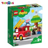 樂高 LEGO 得寶 10901 消防車