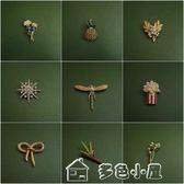 西洋古董華麗珍珠胸針耳夾首飾飾品優雅復古合集vintage「多色小屋」