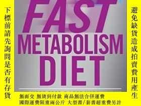 二手書博民逛書店The罕見Fast Metabolism DietY362136 Haylie Pomroy Harmony,