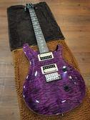 凱傑樂器 韓廠 PRS SE CUSTOM24 30 ANNIVERSARY 30週年紀念款葡萄色電吉他(附原廠袋)