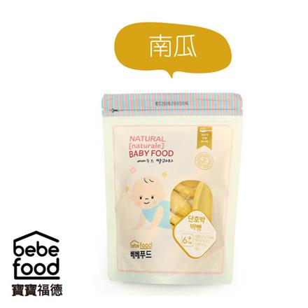 韓國 bebefood寶寶福德米餅 - 南瓜【佳兒園婦幼館】