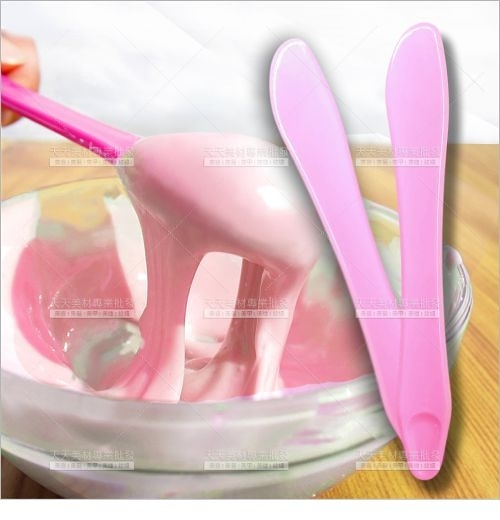 美容粉紅大挖棒(調面膜專用)-單支[48713]