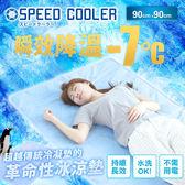 日本MODERN DECO / Speed cooler 涼墊 瞬效降溫冰涼墊-90X90 / H&D東稻家居
