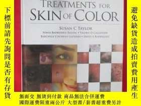 二手書博民逛書店Treatments罕見for Skin of Color: E
