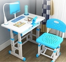 兒童書桌 桌兒童書桌寫字桌小學生家用課桌椅套裝組合簡約作業桌子女孩【快速出貨八折鉅惠】