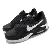Nike 休閒鞋 Air Max Excee Leather 黑 白 氣墊 男鞋 運動鞋【ACS】 DB2839-002