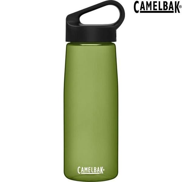 『VENUM旗艦店』Camelbak Carry cap 樂攜日用水瓶 750ml Renew CB2443301075 橄欖綠