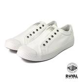 Palladium 新竹皇家 Pallaphoenix 白色 帆布 復古 套入 休閒鞋 男女款 NO.B0654