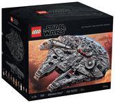 樂高積木 LEGO《 LT 75192 》STAR WARS 星際大戰 - Millennium Falcon 千年鷹號 ╭★ JOYBUS玩具百貨