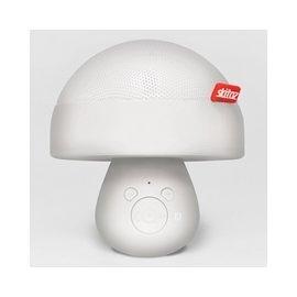 【名展音響】skitoz Q1Max Hi-Fi 可2.0環繞立體聲 魔菇藍牙喇叭 (2色) 可攜式