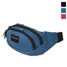 Backbager 背包族【YESON 永生】(台灣製造)運動型霹靂包/腰包/腰袋/貼身腰包_黑/藍/紅