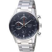 SEIKO精工CS縱橫城市時尚計時腕錶 8T67-00G0D SSB313P1