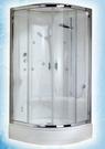 【麗室衛浴】德國頂級 HUPPE  淋浴蒸氣房 ENTRADA2000 (白色) 95*95*H228 (門市樣品出清)