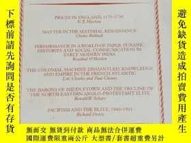 二手書博民逛書店Past罕見& Present. A Journal of Hi