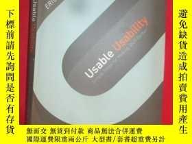 二手書博民逛書店Usable罕見Usability: Simple Steps