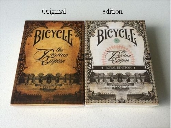 【USPCC 撲克】The Persian Empire Playing Cards original/royal edition